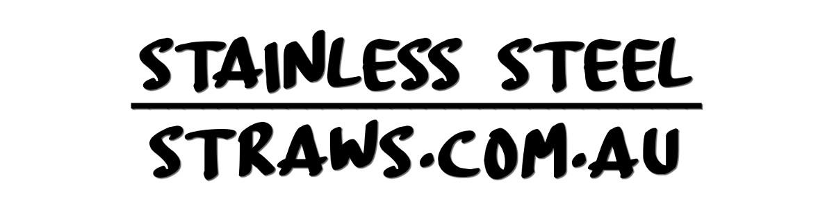 Stainless Steel Straws Australia